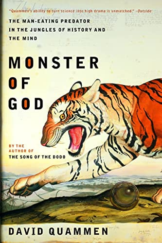 9780393326093: Monster of God: The Man-Eating Predator in the Jungles of History and the Mind
