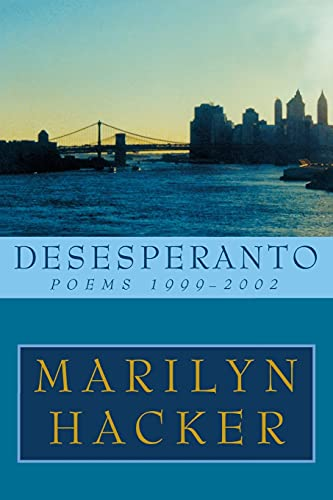 9780393326307: Desesperanto: Poems 1999-2002