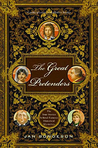 9780393326444: The Great Pretenders: The True Stories Behind Famous Historical Mysteries