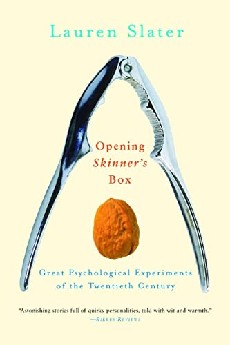 9780393326550: Opening Skinner's Box: Great Psychological Experiments of the Twentieth Century