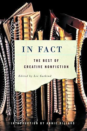 9780393326659: In Fact: The Best of Creative Nonfiction