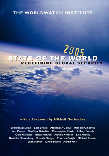 9780393326666: State of the World 2005: Redefining Global Security (State of the World (Paperback))