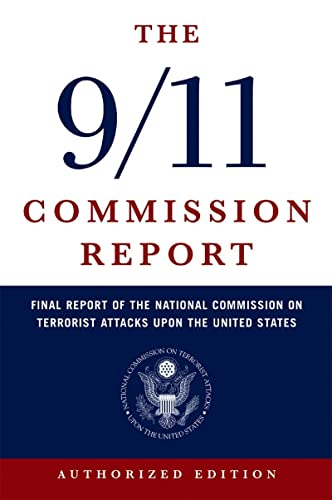 9780393326710: 9/11 Commission Report: Final Report of the National Commission on Terrorist Attacks Upon the United States