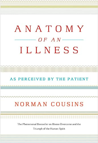 9780393326840: Anatomy Of An Illness As Perceived By The Patient: Reflections on Healing and Regeneration