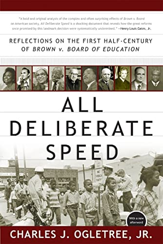 9780393326864: All Deliberate Speed: Reflections on the First Half-Century of Brown v. Board of Education