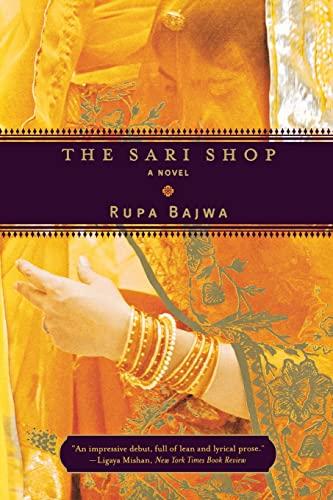 9780393326901: The Sari Shop: A Novel