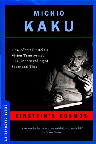 9780393327007: Einstein's Cosmos: How Albert Einstein's Vision Transformed Our Understanding of Space and Time (Great Discoveries)