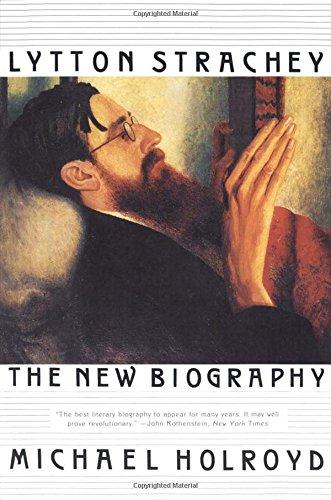 9780393327199: Lytton Strachey: The New Biography