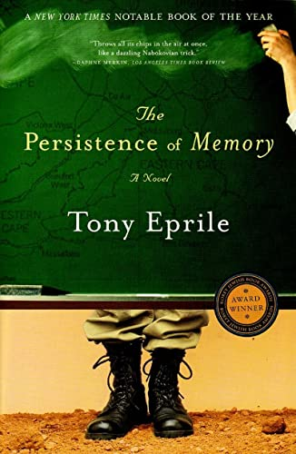 9780393327229: The Persistence of Memory: A Novel