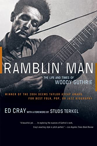 9780393327366: Ramblin' Man: The Life and Times of Woody Guthrie
