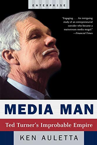 9780393327496: Media Man: Ted Turner's Improbable Empire (Enterprise)