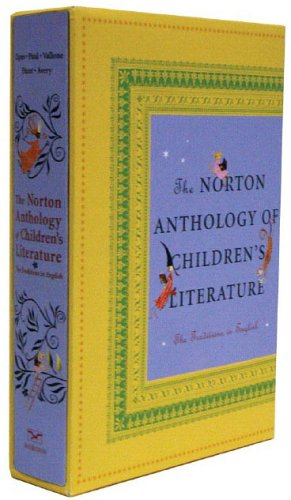 9780393327762: The Norton Anthology of Children's Literature: The Traditions in English