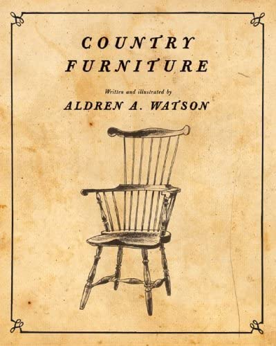 9780393327779: Country Furniture
