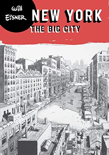 9780393328059: New York - The Big City (Will Eisner Library (Hardcover))