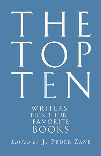 9780393328400: Top Ten Writers