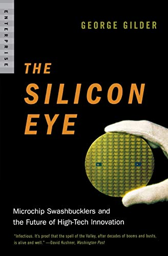 The Silicon Eye: Microchip Swashbucklers and the Future of High-Tech Innovation (Enterprise) (0393328414) by George Gilder