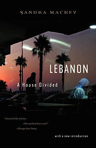 9780393328431: Lebanon: A House Divided