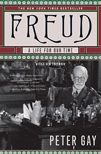 9780393328615: Freud - A Life for Our Time Rev