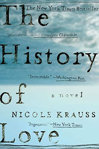 9780393328622: The History of Love – A Novel