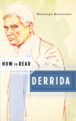9780393328790: How to Read Derrida