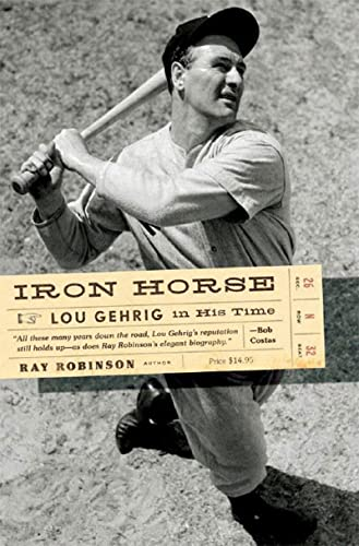 9780393328820: Iron Horse: Lou Gehrig in His Time