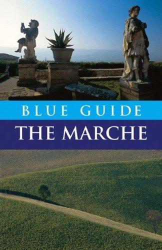 9780393328882: Blue Guide the Marche (Blue Guides)