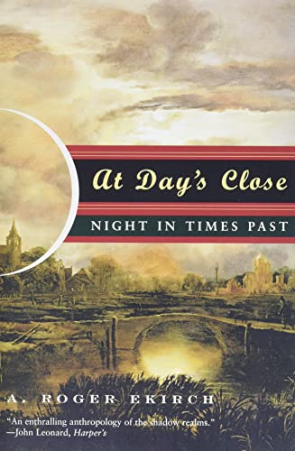 9780393329018: At Day's Close: Night in Times Past