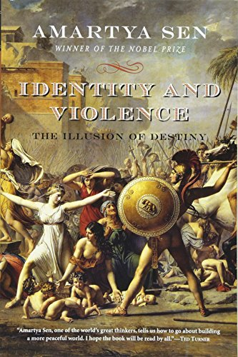 9780393329292: Identity And Violence: The Illusion of Destiny