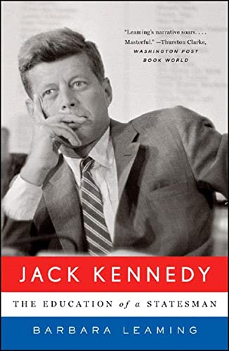 9780393329704: Jack Kennedy: The Education of a Statesman