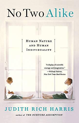 9780393329711: No Two Alike: Human Nature and Human Individuality
