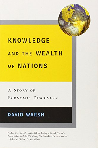 9780393329889: Knowledge and the Wealth of Nations: A Story of Economic Discovery