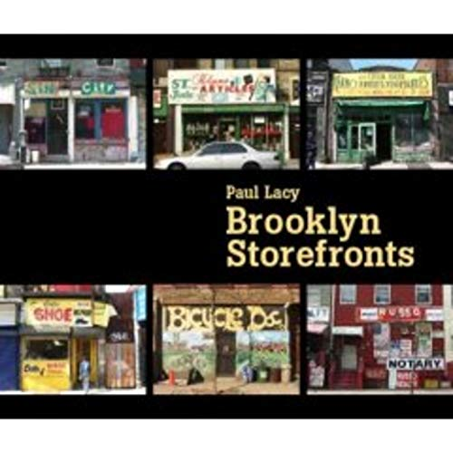 9780393330021: Brooklyn Storefronts