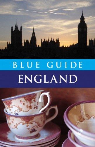 9780393330083: Blue Guide England, Twelfth Edition