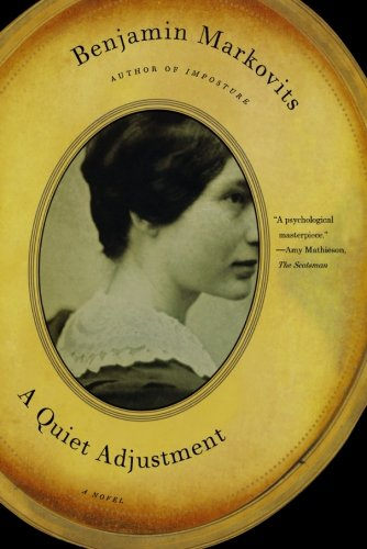 9780393330229: A Quiet Adjustment: A Novel