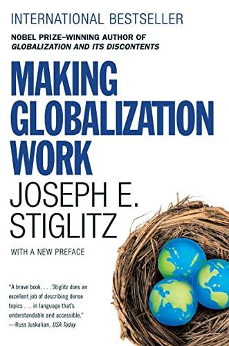 9780393330281: Making Globalization Work
