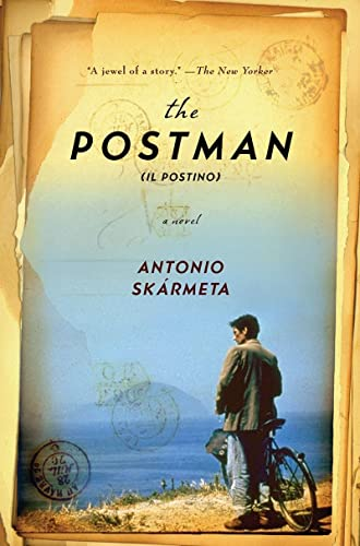 9780393330397: The Postman (Il Postino): A Novel
