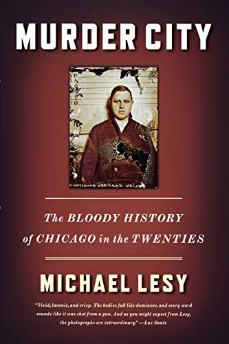 9780393330595: Murder City: The Bloody History of Chicago in the Twenties