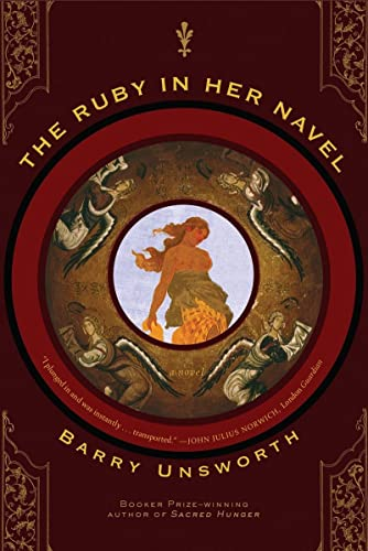9780393330823: The Ruby in Her Navel - A Novel