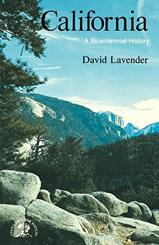California: A Bicentennial History (0393331539) by David Lavender