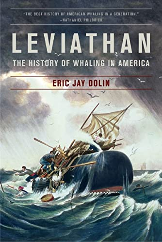 9780393331578: Levianthan - The History of Whaling in America