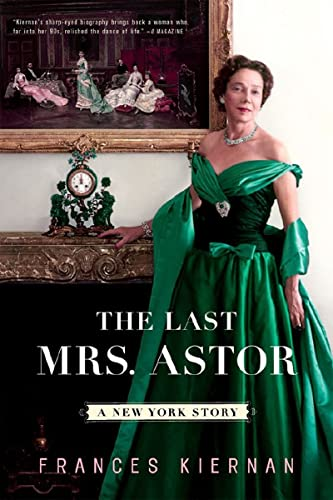 9780393331608: The Last Mrs. Astor: A New York Story