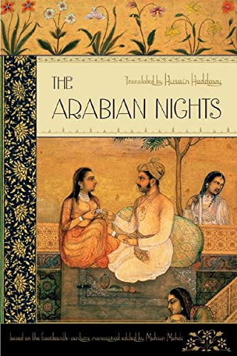 9780393331660: The Arabian Nights: Based on the Text Edited by Muhsin Mahdi