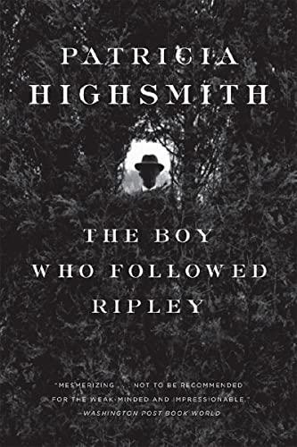 9780393332117: The Boy Who Followed Ripley