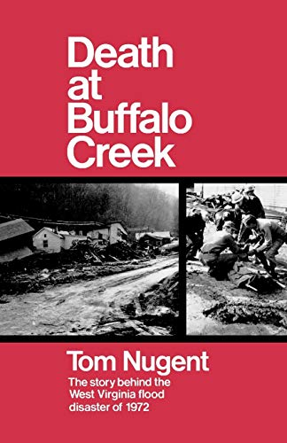 9780393332216: Death At Buffalo Creek: The Story Behind the West Virginia Flood Disaster of 1972