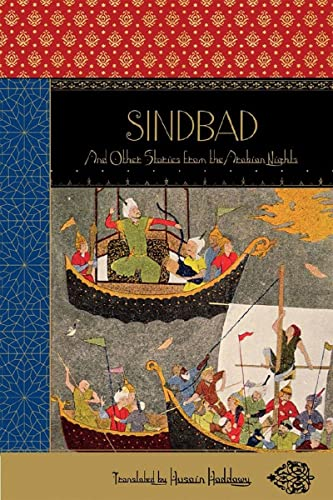 9780393332469: Sindbad: And Other Stories from the Arabian Nights (New Deluxe Edition)