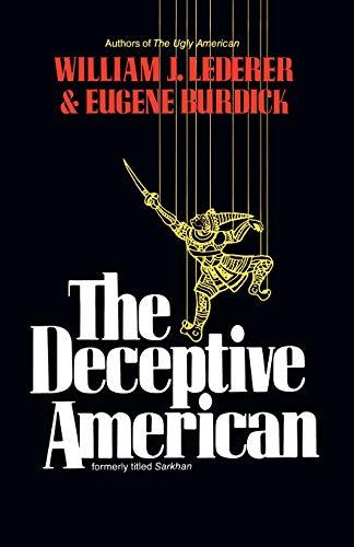 9780393332834: The Deceptive American