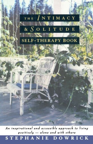 9780393332995: Intimacy & Sol Self Ther Bk