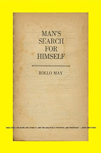 9780393333152: Man's Search for Himself