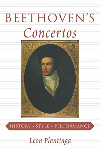 9780393333459: Beethoven's Concertos: History, Style, Performance