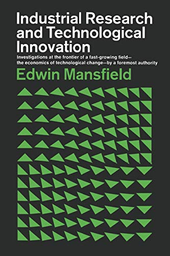 9780393333657: Industrial Research and Technological Innovation